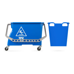 TTS Double Bucket Fahreimer in blau I 20l I 0006594
