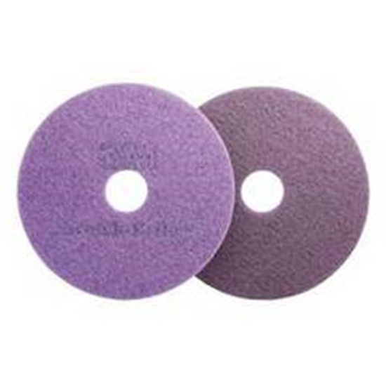 3M Scotch-Brite Maschinenpad Diamant Plus 457mm 18 violett