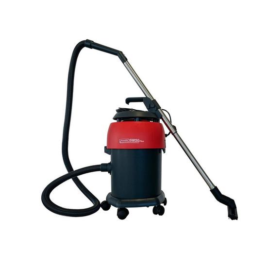 Leistungsstark Sw 20 Nass Trockensauger Von Cleanfix