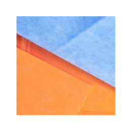 Meiko Thermofixiertes Vlies Bodentücher 50x70 cm orange -...