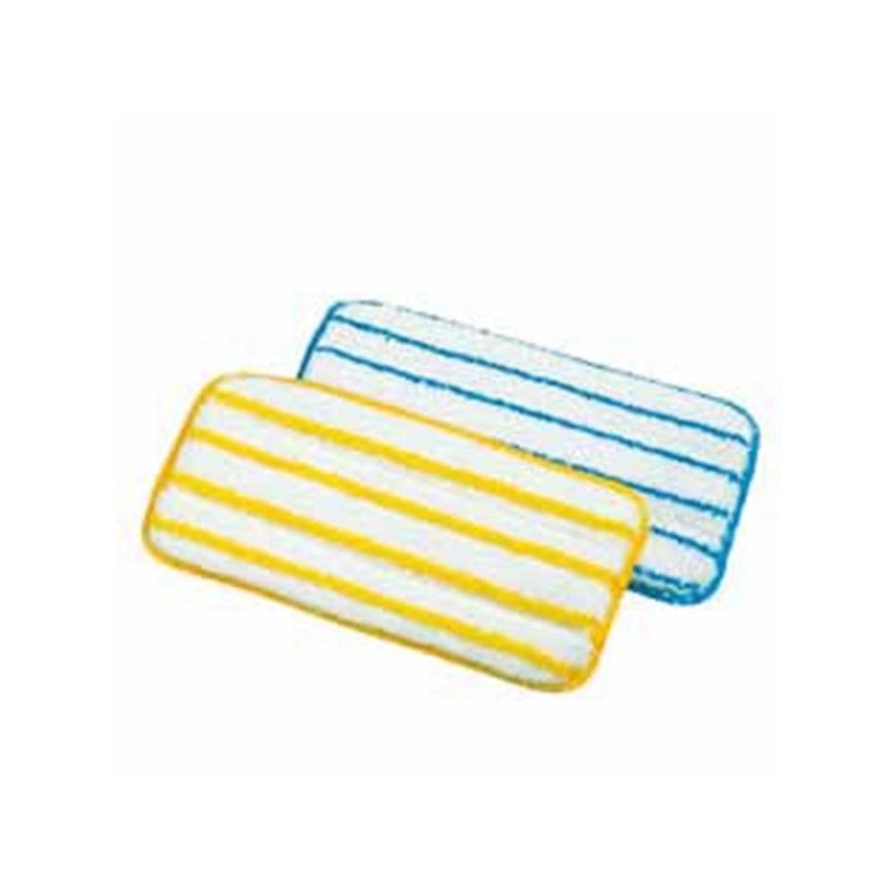 10 hand pad textil mikrofaser blau wei 13x27cm meiko. Black Bedroom Furniture Sets. Home Design Ideas