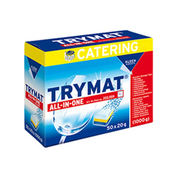 Kleen Purgatis Trymat All-in-one 5 Packungen a. 50x20g...